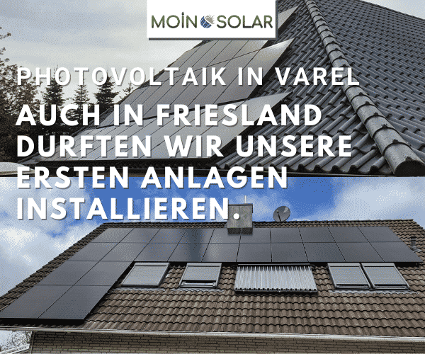 photovoltaik in Varel